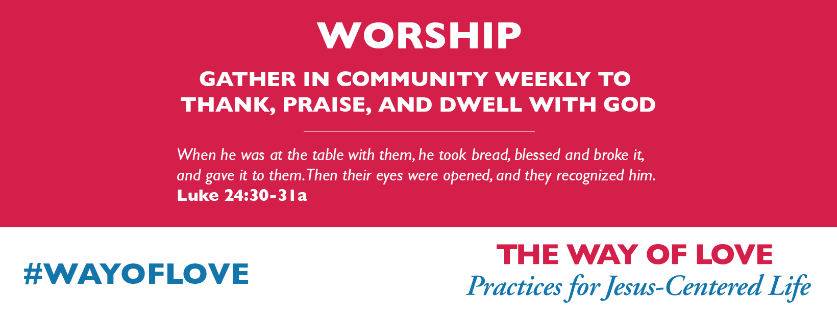 Way of Love - Worship